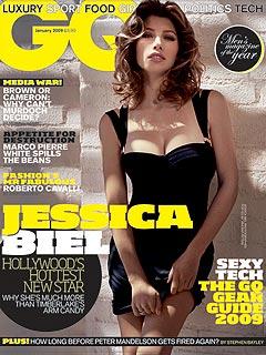 Jessica Biel Considers Justin Her Private Present