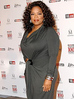 Oprah Winfrey Admits to Tipping the Scales at 200 Lbs.