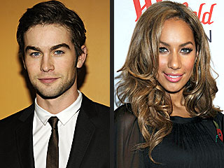 Chace Crawford Pairs Up with Leona Lewis