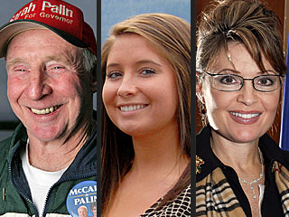 Sarah Palin's Dad Says She'll Be a Great Grandmother