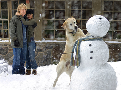 PEOPLE's Leah Rozen Film Review: Marley & Me