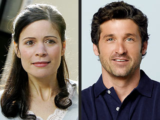 Grey's Guest Star 'Nervous' About Kissing McDreamy