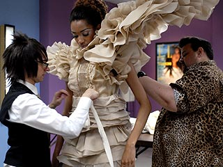 Project Runway: The Fiercest Moments