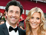 Oscars Red Carpet: What You Didn't See | Patrick Dempsey