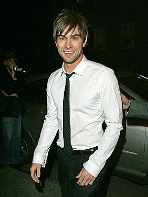 Gossip Girl Countdown: 8 Days to Go! Chace Crawford Shares Gossip from the Set