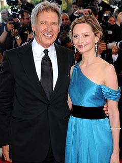 Harrison Ford Proposes to Calista Flockhart