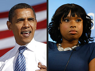 Barack Obama Offers Support to Jennifer Hudson