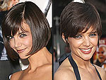 What Was Her Best Hair? | Katie Holmes