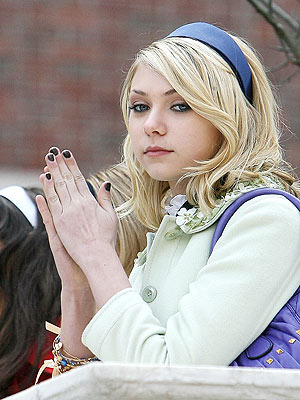 Gossip Girl Countdown: 9 Days to Go! Taylor Momsen Gets Back to Work