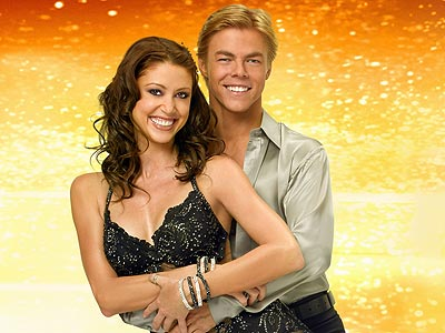 Derek's Hough-and-Tumble Experience onDancing