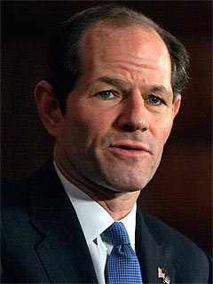 Eliot Spitzer Won't Be Charged in Prostitution Case