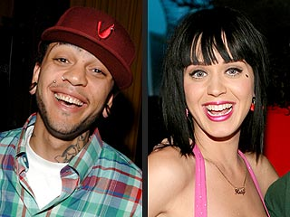 Travis McCoy Gives Katy Perry a 'Promise Ring'
