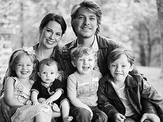 Taylor Hanson Not Stressed – Despite Four Kids