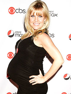 Ashley Jensen Welcomes a Son