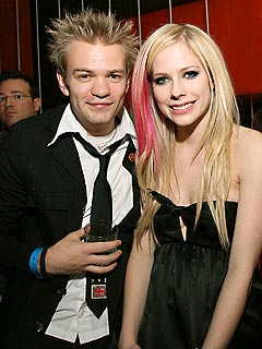 Couples Watch: Avril & Deryck, Paris & Doug ...