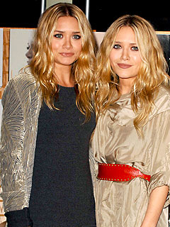 Mary-Kate & Ashley's Night in Vegas: Dinner & (Late-Night) Dancing!