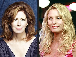 Dana Delany Says Housewives Losing an Icon in Nicollette&nbsp;Sheridan
