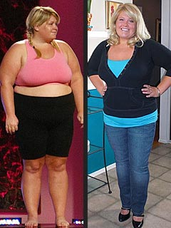 Biggest Loser Shanon Is on a Weight-LossRoll!