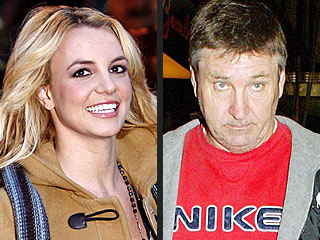 Britney's Dad Gets a Raise for Looking After Her