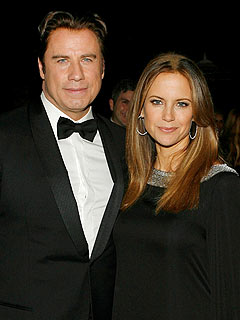 Pals: Travolta & Preston to Stay Strong for Daughter's Sake