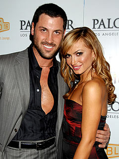 Maksim Chmerkovskiy Gushes About New Fiancée