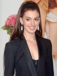 Anne Hathaway Just Wants a Good Husband
