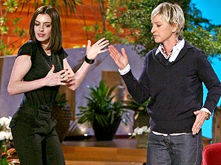 Ellen DeGeneres to Find Mr. Right for Anne Hathaway