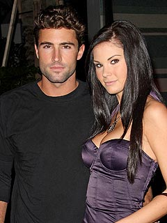 Brody Jenner & Girlfriend Like to Stay Home & Bake Cookies