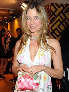 Mira Sorvino & Husband Expecting Third Child