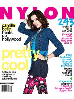 Camilla Belle Dishes on Twilight 'Nonsense'