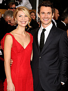 Claire Danes and Hugh Dancy Wed