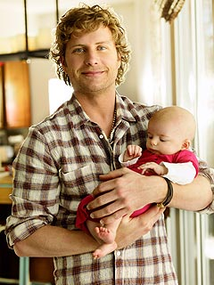 Dierks Bentley Presents Baby's First Picture!