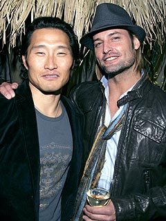 Lost&#39;s Daniel Dae Kim: Josh Holloway Will Be a Great Dad