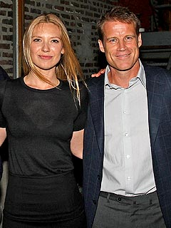 Anna Torv and Mark Valley Split