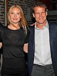 Anna Torv and Mark Valley Split