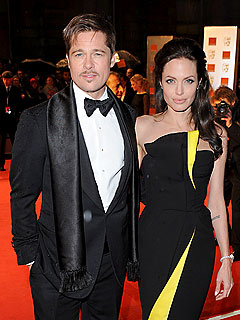 Brad Pitt and Angelina Jolie Cause Buzz in Long Island Town