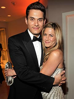 Jen Aniston and John Mayer: One Year Later and Still in Love