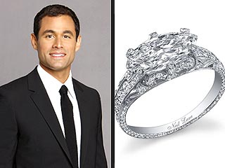 FIRST LOOK: The Ring Chosen By Bachelor Jason!
