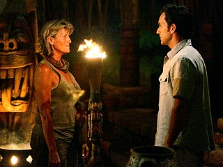 Survivor's Sandy: Hef, She's Waiting for YourCall