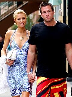 Paris Hilton Calls Doug Reinhardt 'My Sexy Boy'