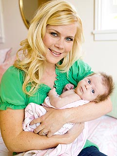 Meet Alison Sweeney&#39;s New Baby!