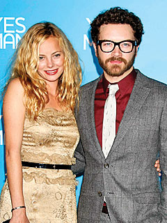 Danny Masterson with Wife Bijou Phillips