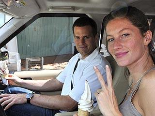 Gisele Bündchen and Tom Brady Visit Brazil