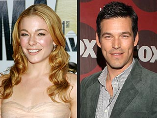 LeAnn Rimes and Eddie Cibrian Party in Vegas