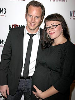 Patrick Wilson and Wife Welcome a Son