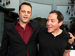 Jon Favreau Impressed By Newly Engaged Vince Vaughn's Choices