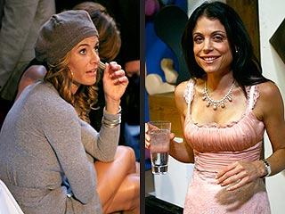 Real Housewives of N.Y.: Catfights & Catwalks!