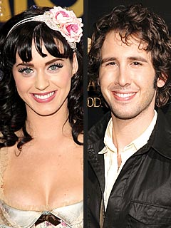 Katy Perry & Josh Groban: Not Dating