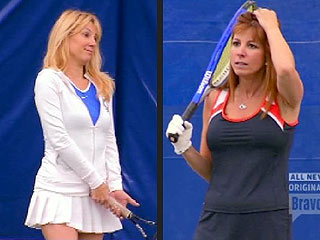 Real Housewives of N.Y.: Jill & Ramona Cause a Racket