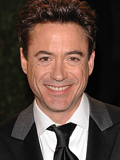 Robert Downey Jr.&#39;s Retail Therapy: Shoes!
